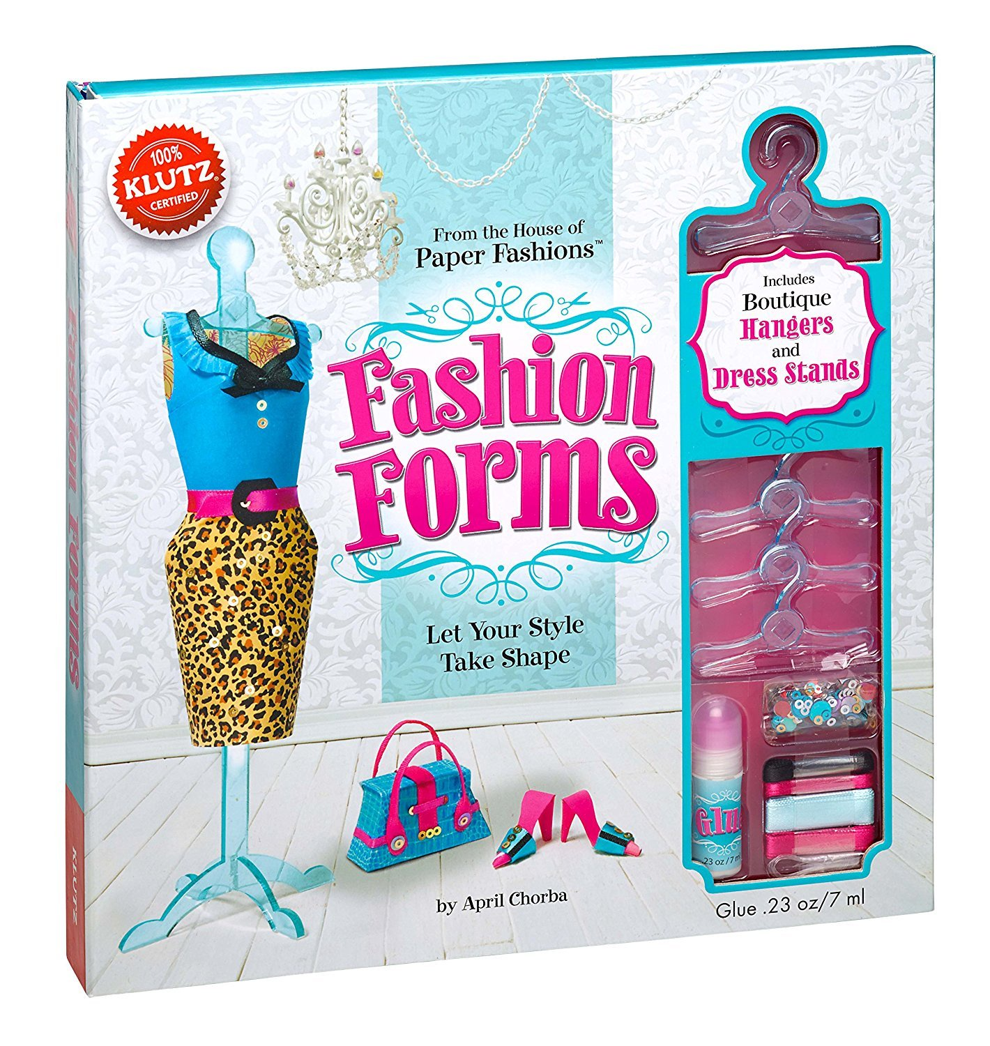 Klutz fashion design kit 7