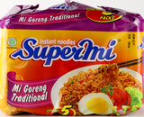 Supermi Mi Goreng Traditional  Family Pack 5 x 85g