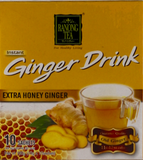 Ranong Tea Ginger Drink Original 10pc 10g