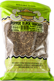 Fine Foods Pepper Black Cracked 500g