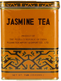 Jasmin Tea Leaves Tin 454g