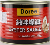 Doree Oyster Sauce 2.25kg