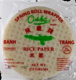 Osha Rice Paper Round 22cm 375gm