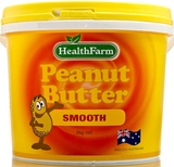 Peanut Butter Smooth Health Farm 2kg