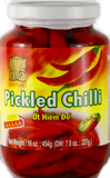 Chang Pickled Whole Red Chili 454gm