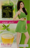 Ranong Tea Herbal Infusion Tea Green Tea 20pc/2g