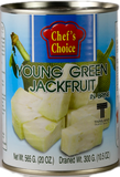 Chef's Choice Young Green Jackfruit 565g