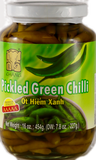 Chang Whole Chilli Green 454gm