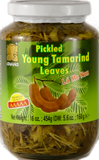 Chang Pickled Young Tamarind Leaves 454gm