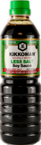 Kikkoman Less Salt Soy Sauce 600ml