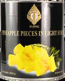 Pineapple Pieces Deejing 3kg