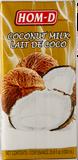 Hom-D Coconut Milk 1lt UHT