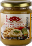 Dollee Hainanese Chicken Rice Paste 240gm