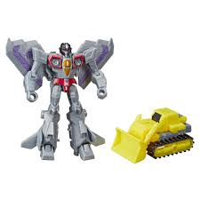 TRANSFORMERS CYBERVERSE SPARK ARMOR STARSCREAM