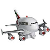 EMIRATES A380 PULLBACK