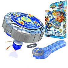 SPIN FIGHTERS OCEAN DRAGON KING RISE SET