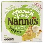 Nannas Family Apple Pie 600g