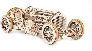 UGears #120686 U9 Grand Prix Car