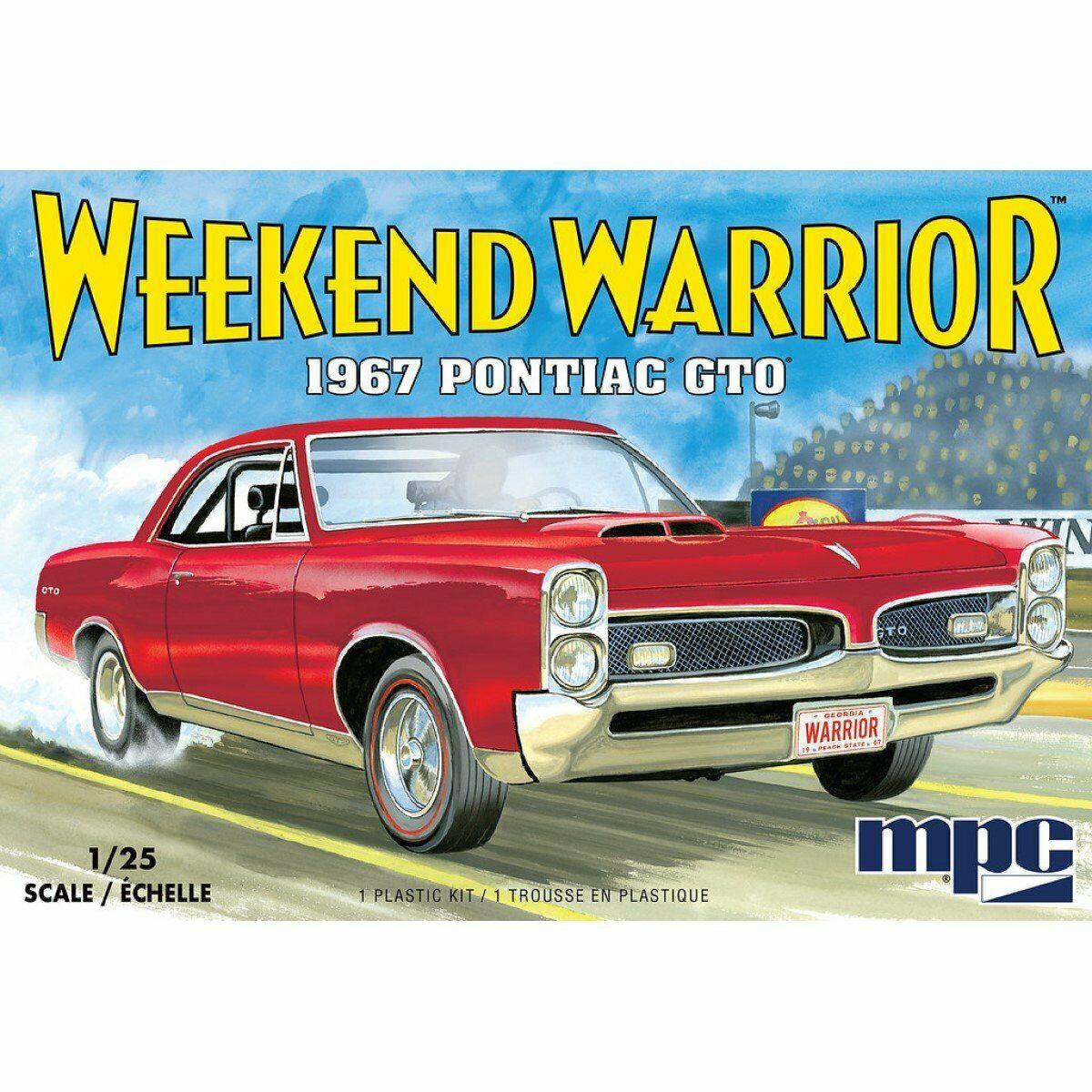 MPC #918 1967 Pontiac GTO