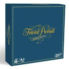 TRIVIAL PURSUIT CLASSIC UK