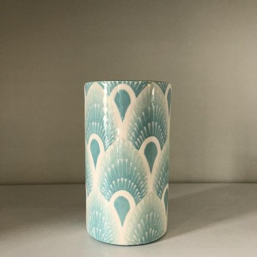 West Palm #6 Cylinder Vase