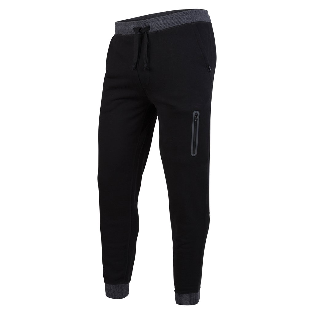 BN3TH - JOGGERS IN BLACK