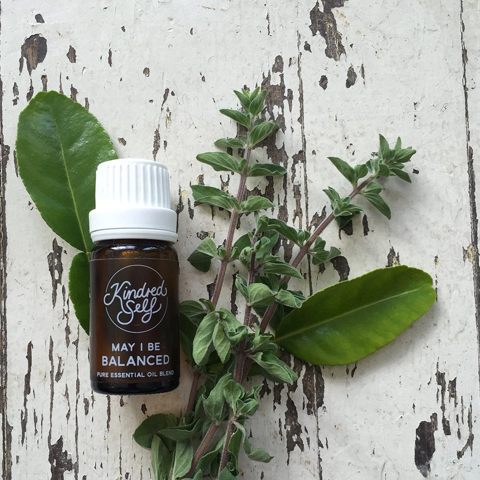 MAY I BE BALANCED - PURE ESSENTIAL OIL BLEND 10ml