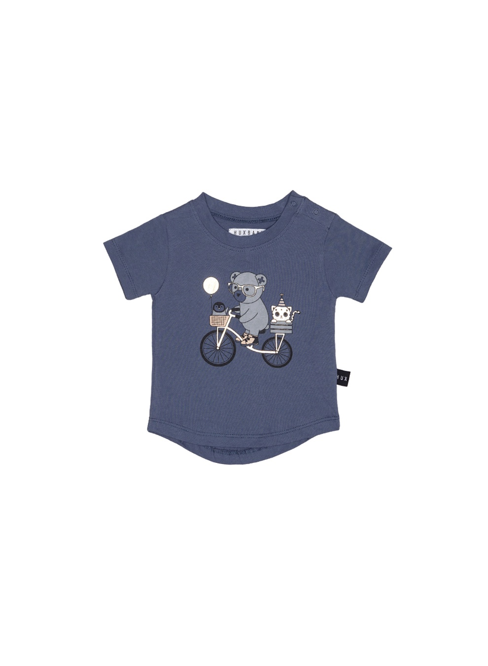 INDIGO BIKE T SHIRT