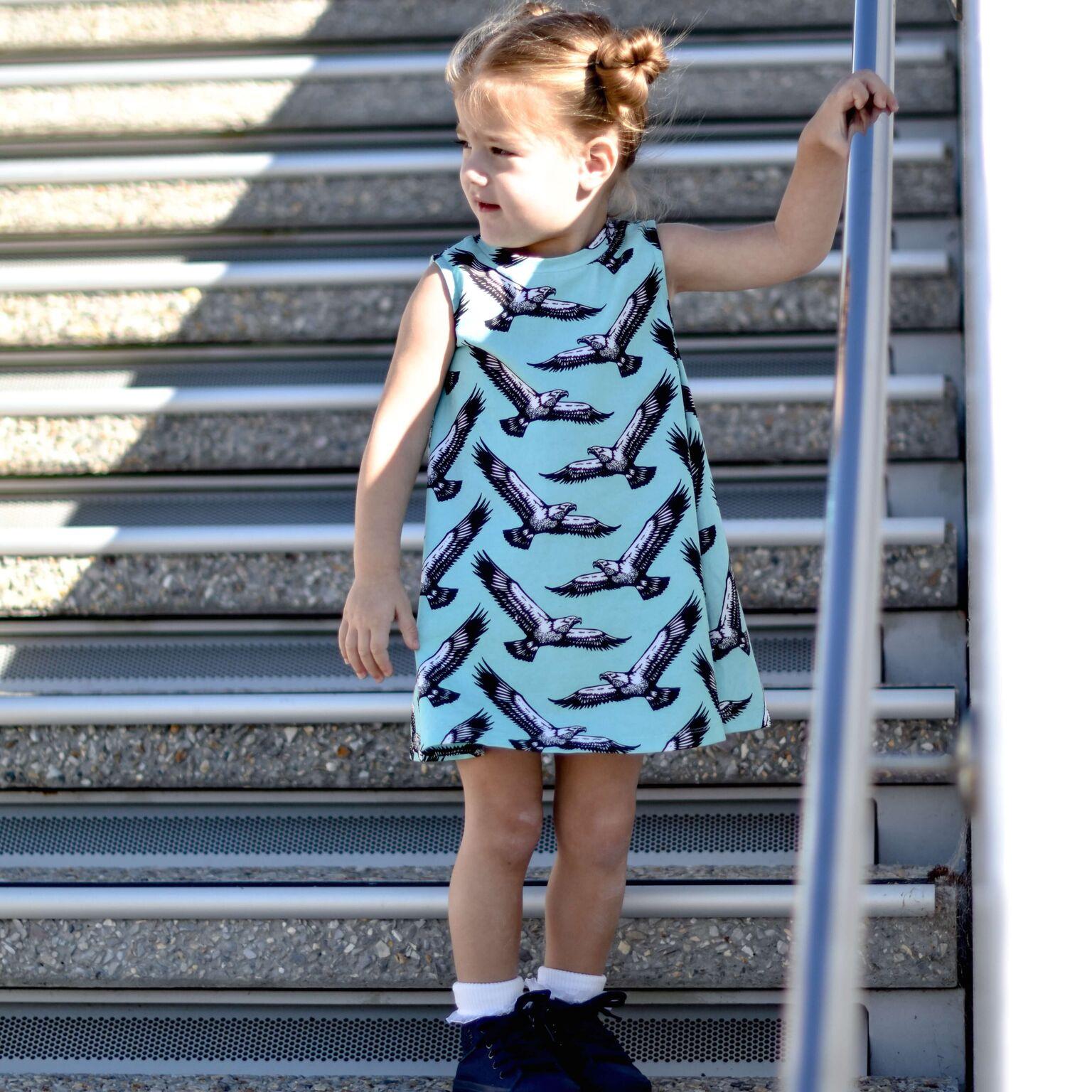 Little Lords Eagle Swing Dress
