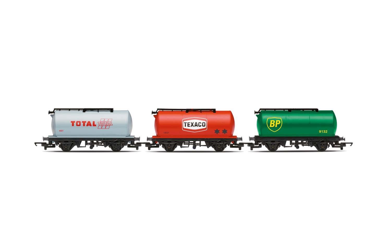 Hornby #R6891 Petrol Tankers (3pack)