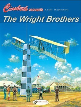 Cinebook Recounts - The Wright Brothers