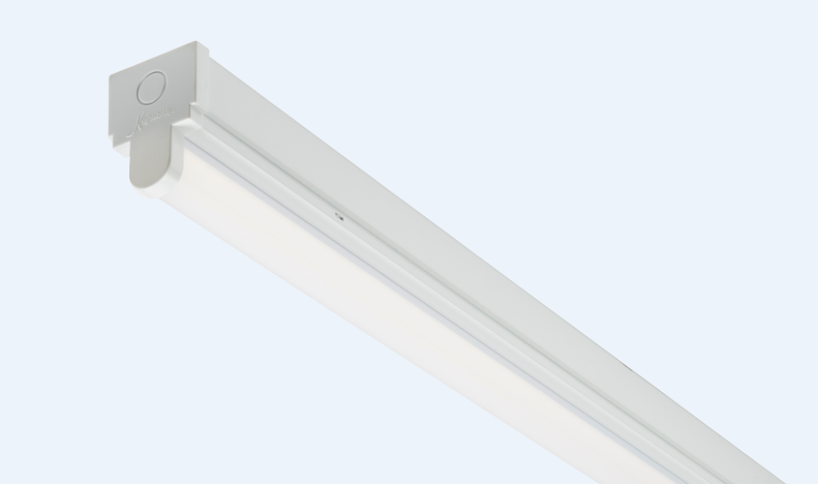 230V 10W LED Batten 615mm (2ft) 4000K