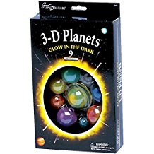 3-D PLANETS GLD