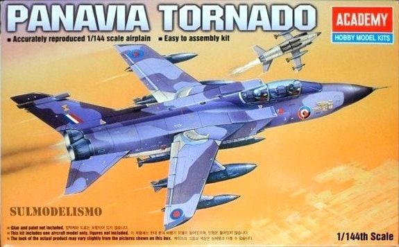 Academy #12607 1/144 Panavia Tornado