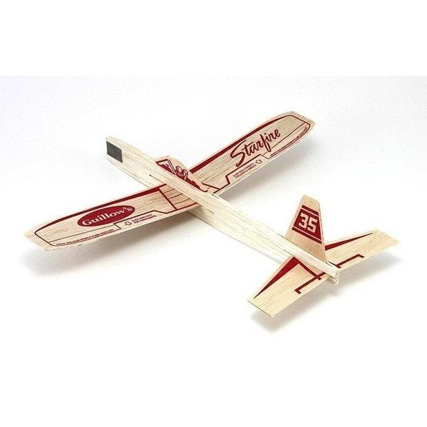 Guillow's #0035 Balsa Starfire Glider