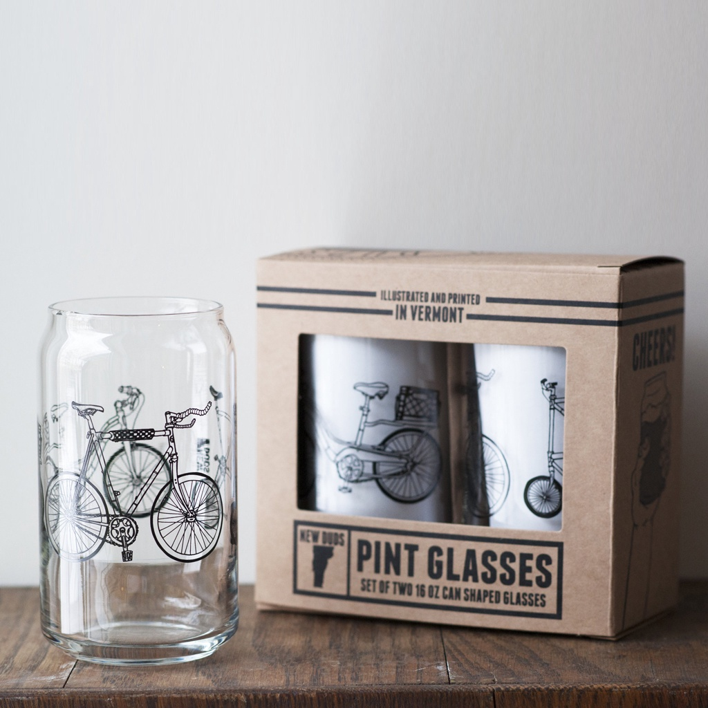 Set of 2 Glasses