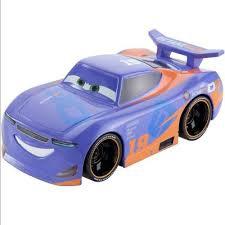DISNEY CARS DANNY SWERVEZ