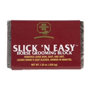 Farnam Slick 'n Easy Grooming Block