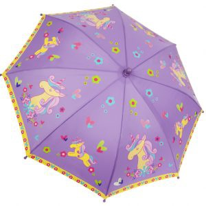 ZIGGLE Baby - Colour Changing Umbrella - Unicorns