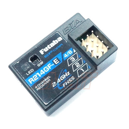 Futaba #R214GF 4 Channel Receiver (4YWD)
