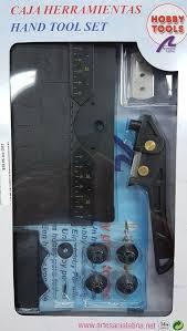 Artesania #27004 Multi Cutter Set Metric/Imperial