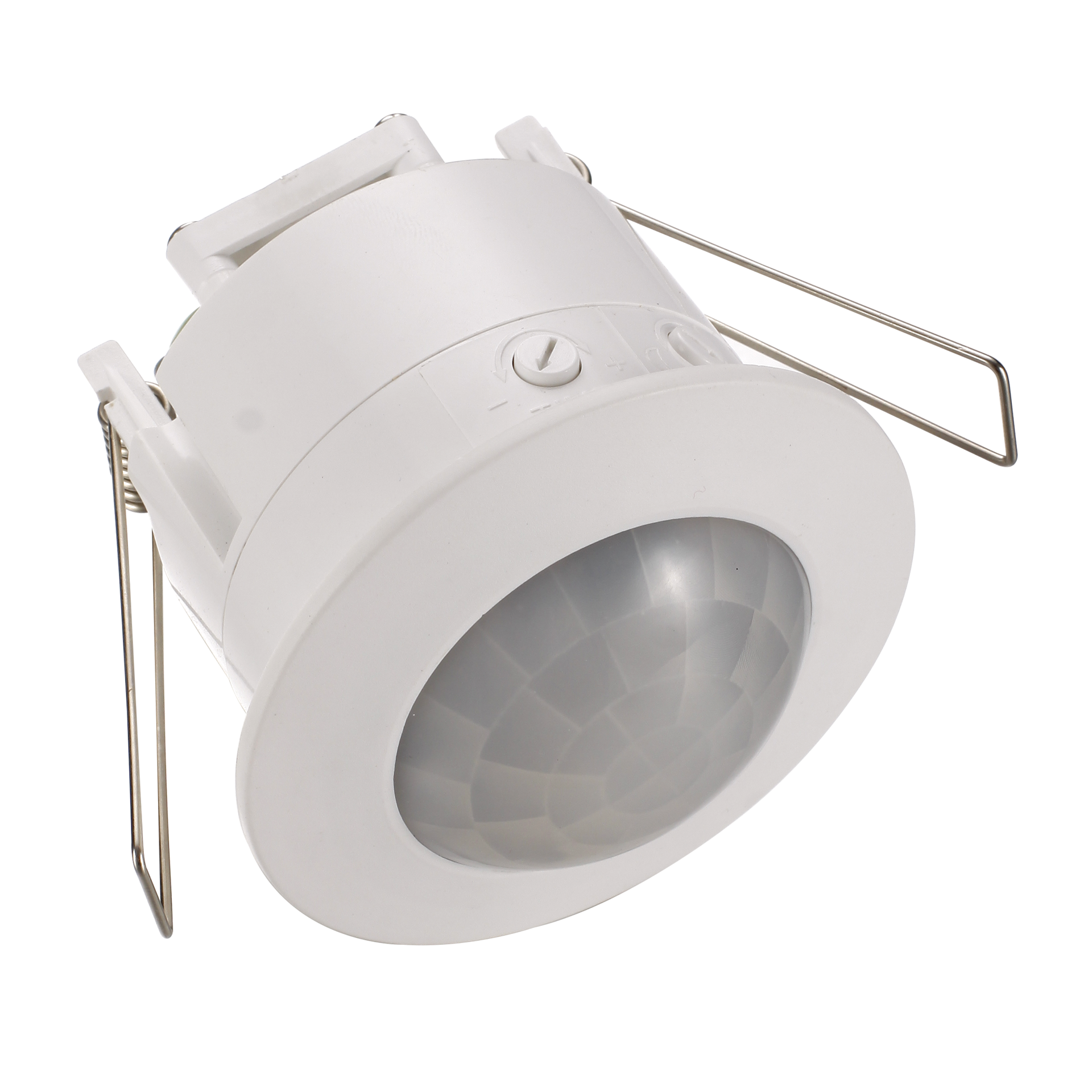 IP20 360° PIR SENSOR - RECESS MOUNTING