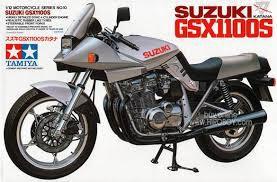 Tamiya #14065 1/12 Katana GSX 100S Customed Tuned