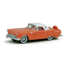 Oxford #87TH56001 1/87 1956 Ford Thunderbird