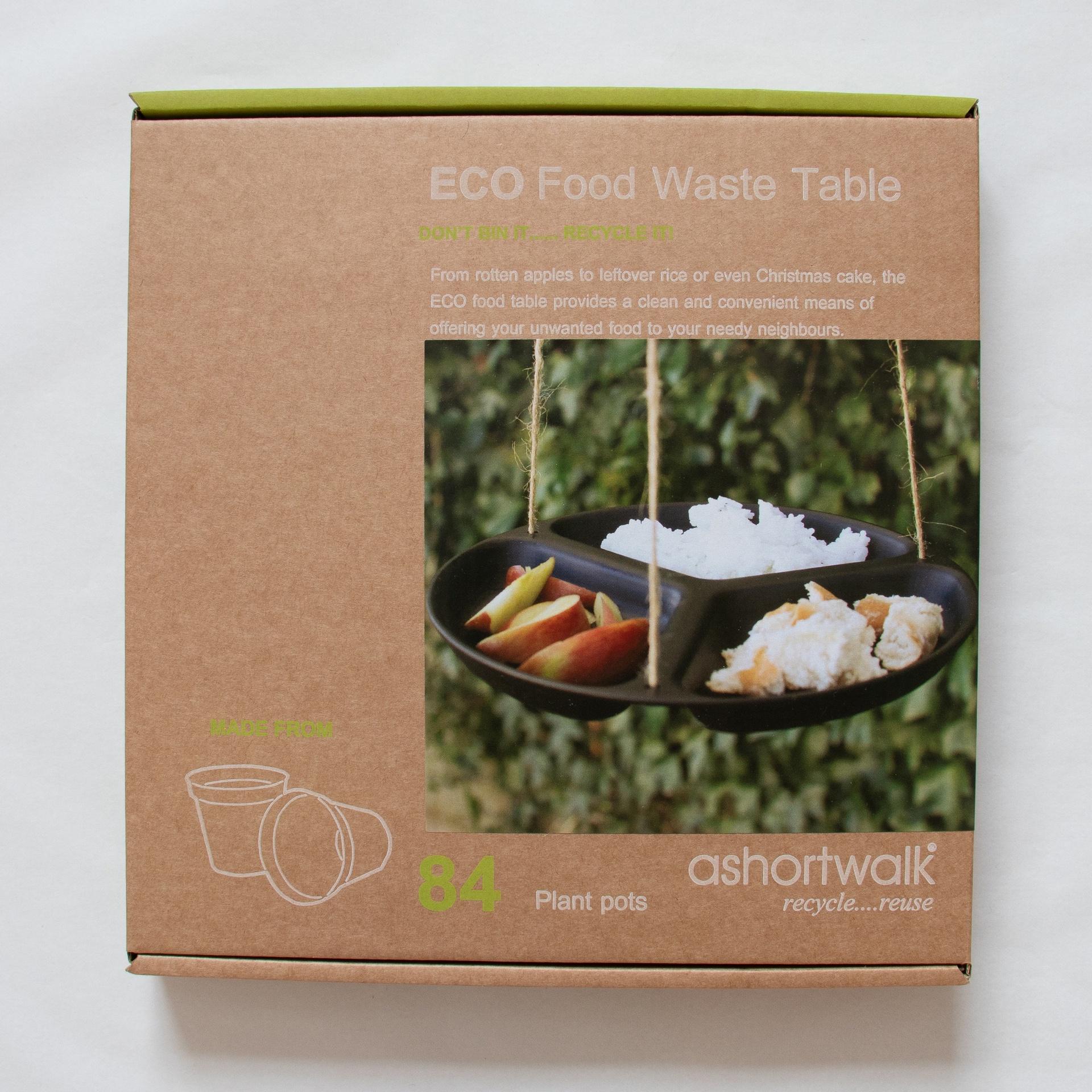 Bird Food Table
