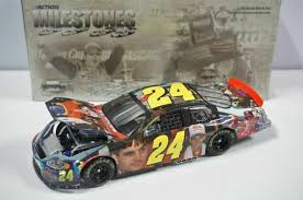 Action #111344 1/24 Jeff Gordon 2005 Monte Carlo