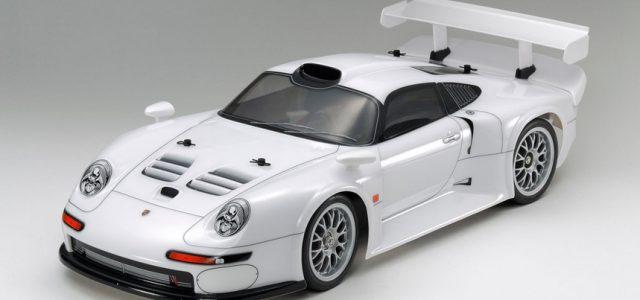 Tamiya #47443 1996 Porsche 911 GT1 Street  1/10 KIt