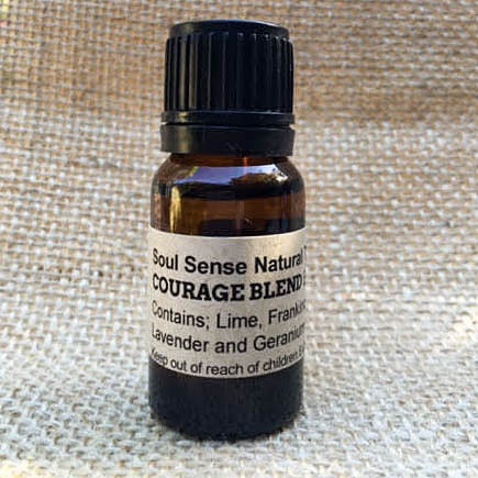 Courage Essential Oil Blend