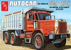 AMT #1150 1/25 Autocar Dump Truck