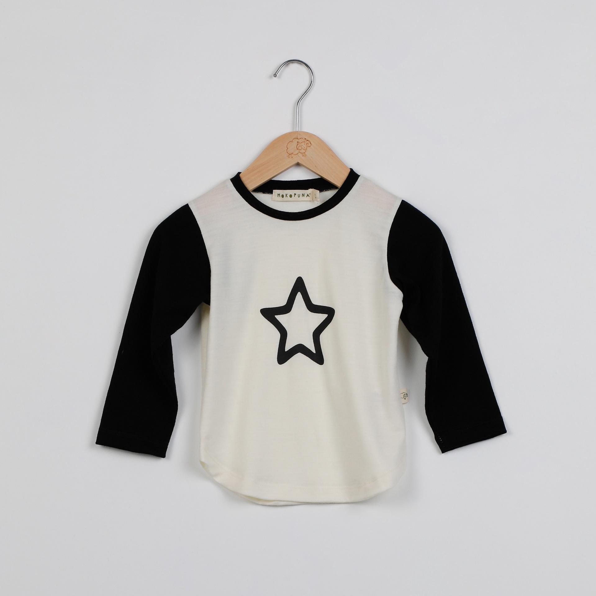 L/S TEE - LILY STAR